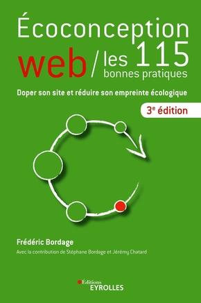 couverture du livre Écoconception web: les 115 bonnes pratiques