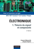 Electronique - Tome 1