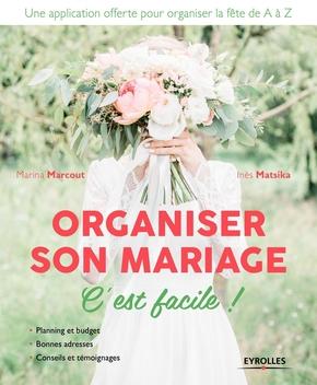 M.Marcout, I.Matsika- Organiser son mariage, c'est facile !
