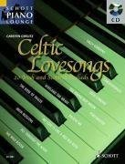 Celtic lovesongs piano +cd
