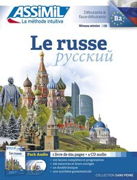 Pack cd russe 2015