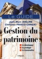 Jean-Marc Aveline, Christian PRISCO-CHREIKI - Gestion de patrimoine