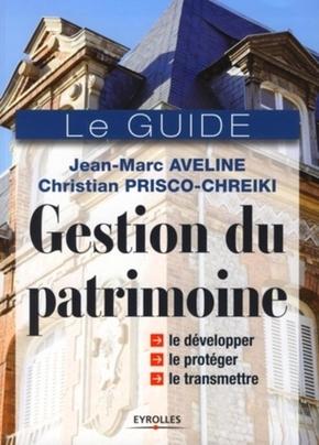 Jean-Marc Aveline, Christian PRISCO-CHREIKI- Gestion de patrimoine