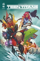 Teen titans - Tome 2