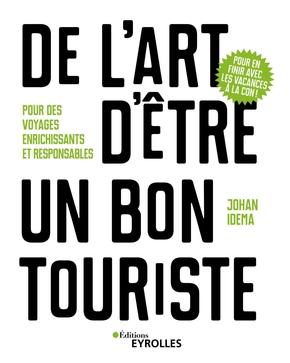 J.Idema- De l'art d'être un bon touriste