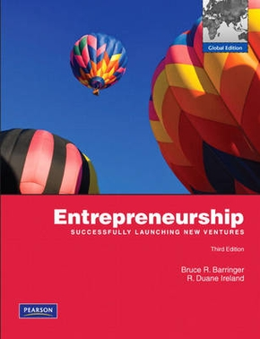 Entrepreneurship : successfully launching new ventures : g edition 3