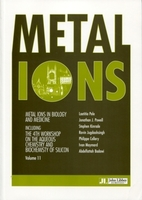 Metal Ions in Biology and Medicine - Volume 11