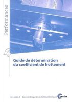 Guide de determination du coefficient defrottement performances 9q78