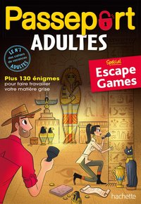 Passeport adultes 2020 - escape game