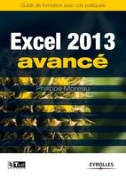 Philippe Moreau - Excel 2013 avancé
