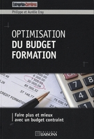 Optimisation du budget formation