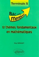 12 themes fondamentaux maths