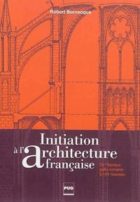 Initiation à l'architecture française