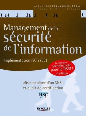 A.Fernandez-Toro- Management de la sécurité de l'information
