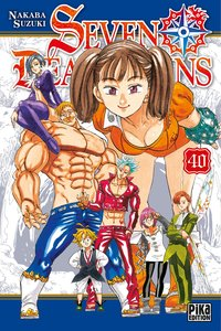 Seven deadly sins - Tome 0