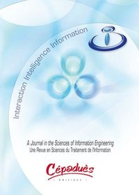 Revue I3 - Information Interaction Intelligence - Volume 8, n°1, 2008
