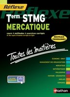 Mercatique - Terminale STMG