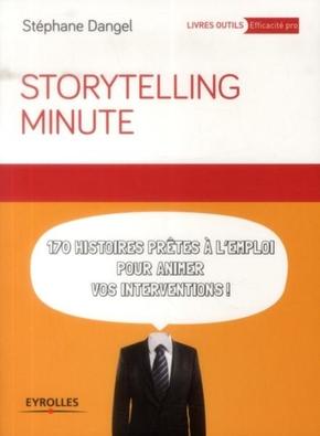 Stéphane Dangel- Storytelling minute
