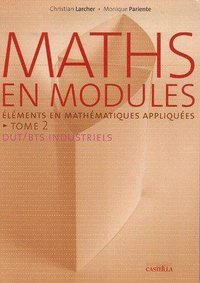 Maths en modules - Volume 2
