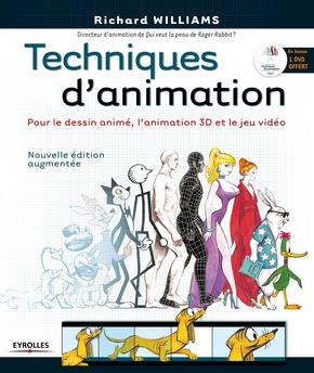 Richard Williams- Techniques d'animation