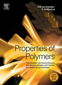 PROPERTIES OF POLYMERS 4ED.