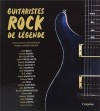 Guitaristes rock de légende