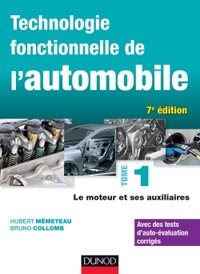 Technologie fonctionnelle de l'automobile - Volume 1