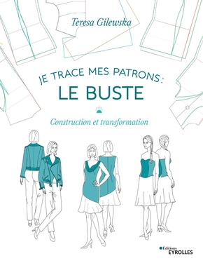 T.Gilewska- Je trace mes patrons - Le buste