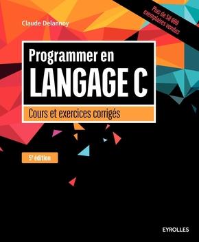 C.Delannoy- Programmer en langage C