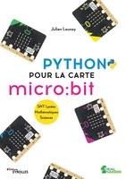 J.Launay - Python pour la carte micro:bit