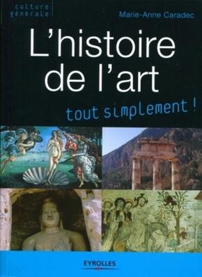 Marie-Anne Caradec- L'histoire de l'art tout simplement