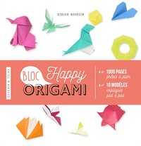 Happy bloc origamis