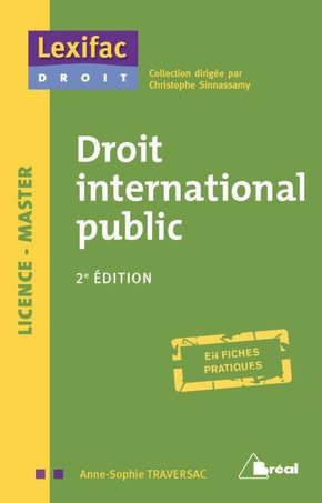 Droit international public (2e édition)