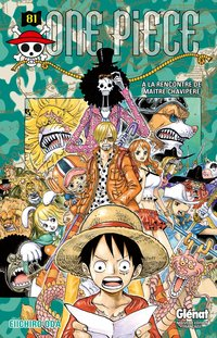 One piece - Tome 81