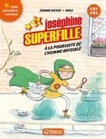 N.6 joséphine superfille - contre l'homme invisible