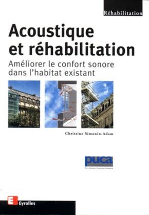Christine Simonin-Adam- Acoustique et réhabilitation