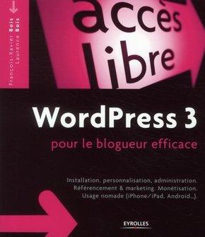 Laurence Bois- WordPress 3.5 pour des sites web efficaces