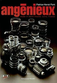 Angenieux (2e Edition) Made In Saint-Heand, Loire, France
