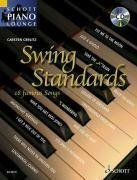 Swing standards piano +cd