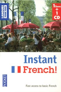 Coffret instant french ! (livre + 1cd)
