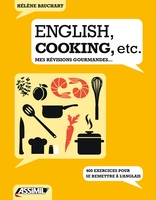 English, cooking, etc. - mes révisions gourmandes