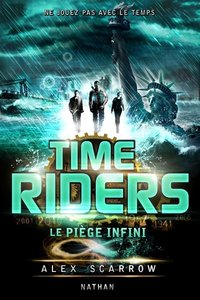 Time riders t.9