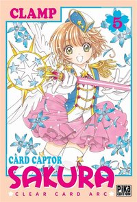 Card captor sakura - clear card arc - Tome 5