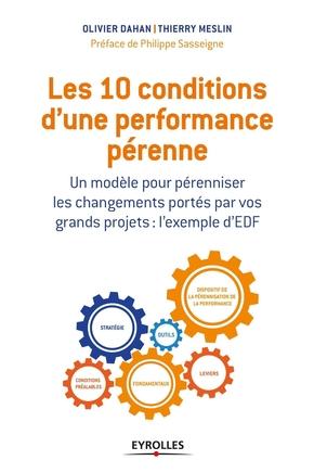 Dahan, Olivier ; Meslin, Thierry- Les 10 conditions d'une performance pérenne