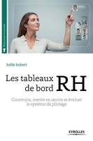Joëlle Imbert - Les tableaux de bord RH