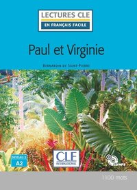 Paul et virginie niveau a2 + cd 2è éd.