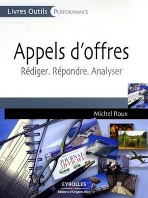M.Roux- Appels d'offres. rediger - repondre - analyser