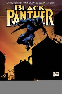 Black panther par christopher priest - Tome 1