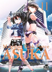 Magical task force asuka - Tome 11