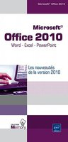 Memory - Microsoft  Office 2010 - Word, Excel et Powerpoint